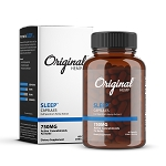 Original Hemp Sleep Capsules 750mg #60