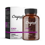 Original Hemp Stress Capsules 750mg #60