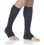 Access High Compression Stocking Calf 20-30mmHg Unisex Open Toe