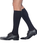 Access High Compression Stocking Calf 15-20mmHg Men Closed Toe