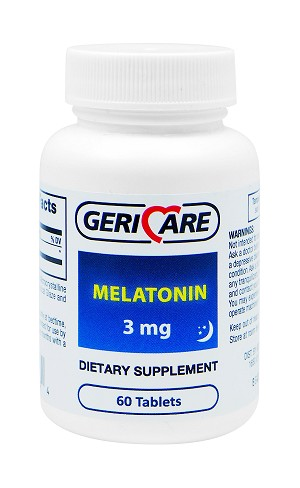 Melatonin Tabs 3mg #60